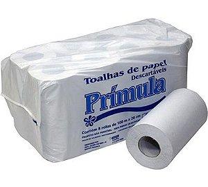 TOALHA DE PAPEL EM BOBINA, 20X100 PARA AS MÃOS