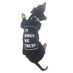Camiseta In Dogs
