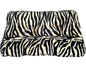 Colchonete Soft Zebra Aveludado Vdk