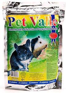 Ração Roedores Pet Valle 500 g