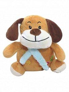 Cãozinho Toy Pelúcia com Som