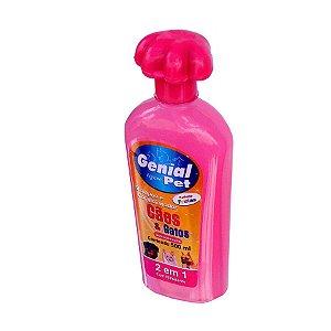 Shampoo e Condicionador 2 X 1 Frutas Genial Pet