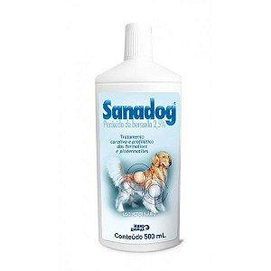 Sanadog Peróxido de Benzoíla 2,5 %  Mundo Animal