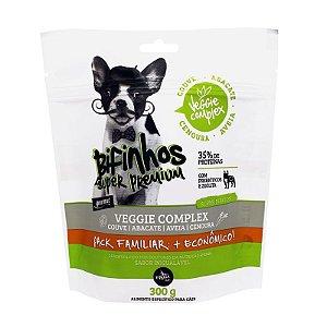 Petiscos Bifinhos Veggie Complex 300 g