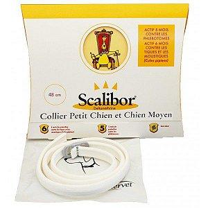 Coleira Antipulgas  MSD Scalibor para Cães P  M  48 cm