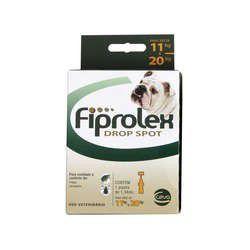 Antipulgas Fiprolex Ceva para Cães 11 a 20 kg