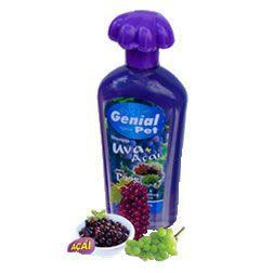 Shampoo Genial Pet Uva com Açaí