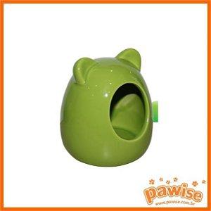 Casinha Hamster Cerâmica Pawise