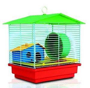Gaiola Hamster 1 Andar Ornamental