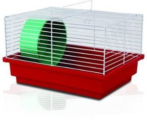 Gaiola hamster Filezinha