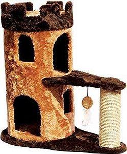 Arranhador Castelo com Catnip