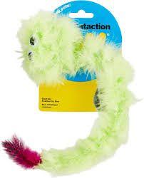 Brinquedo Gato Squeaky com Catnip JW