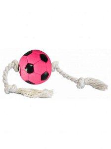 Bola Futebol Vinil com Corda