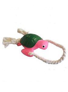 Tartaruga Vinil com Corda