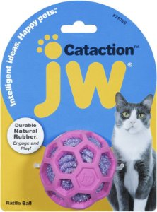 Brinquedo Bola Gato Crocante JW