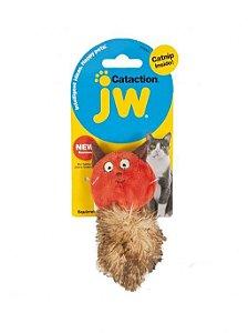 Brinquedo Gato Esquilo com Catnip JW