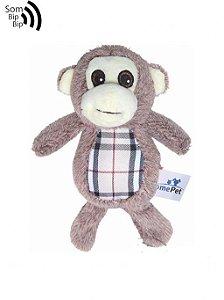 Macaco Pelúcia com Apito