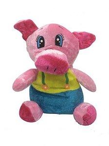 Pelúcia Sitio Porquinho Toy