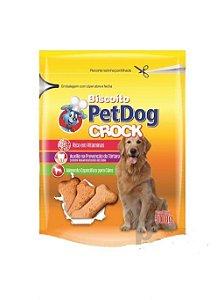 Biscoito Crock PetDog