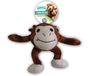 Bola Pelúcia Macaco Pawise