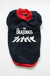 Moletom Azul/Vermelho Beatdogs