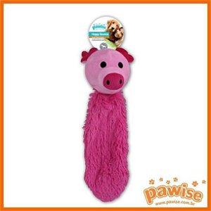 Porco Cauda Pelúcia com Apito Pawise