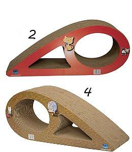 Arranhador Papelão Holanda com Catnip Pet Star