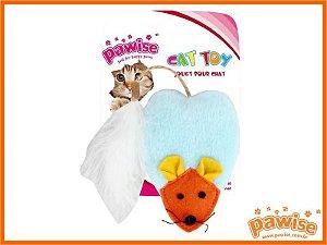Rato Pelúcia com Catnip Pawise