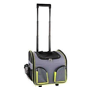 Bolsa Transporte com Rodas Pawise