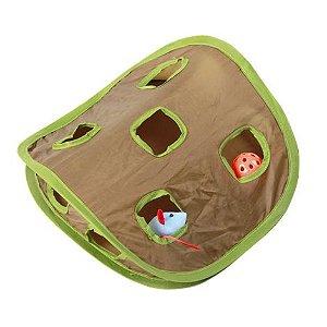 Brinquedo Interativo Esconde Esconde para Gato Pawise
