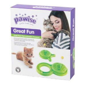 Brinquedo Interativo Circuito para Gato  Pawise