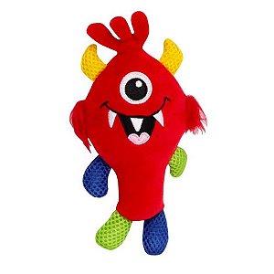 Pelúcia Monster Com Apito Pawise