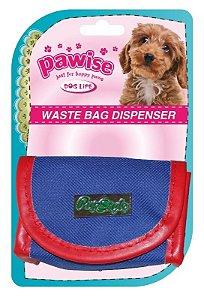 Porta Cata Caca Tecido Com 15 sacos  Pawise