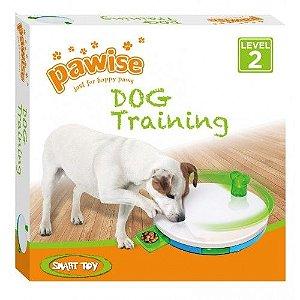 Jogo Dog Training Interativo com petisco Pawise