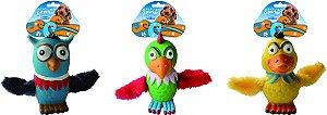 Pássaro em Latex Pawise