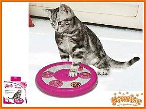 Brinquedo com petiscos para Gato Interativo Pawise