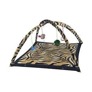 Tenda Gato Brincar Interativa com Catnip