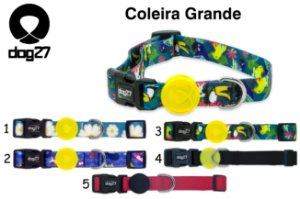 Coleira G Dog27