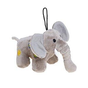 Elefante Pelúcia com Apito Home Pet