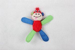Macaco Pelúcia com Apito Pawise