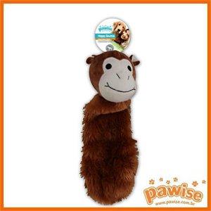 Macaco Cauda Pelúcia com Apito Pawise