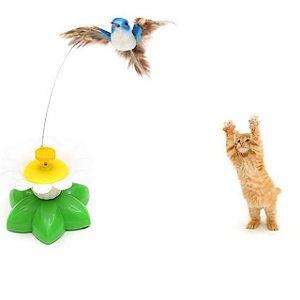 Passaro Giratoria interativa para Gato