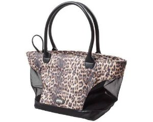 Bolsa Passeio Pet Leopard Pawise