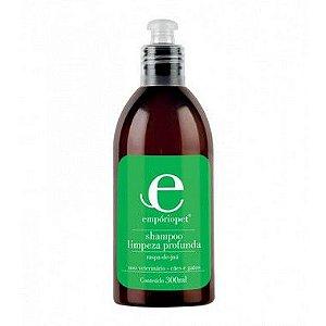 Shampoo Limpeza Profunda Empóriopet 300 ml