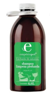 Shampoo Limpeza Profunda Empóriopet 4,6 Litros