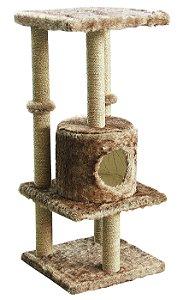Arranhador Grande Torre Toca Catnip Pawise