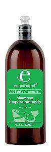 Shampoo Limpeza Profunda Empório Pet