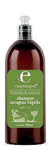 Shampoo Secagem Rápida Empório Pet