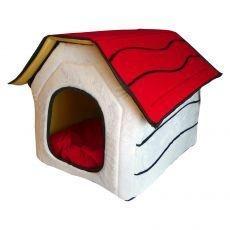Cama Casa Snoopy