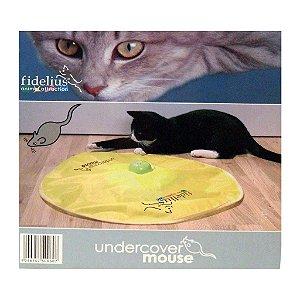 Brinquedo para Gato Caça ao Rato Interativo